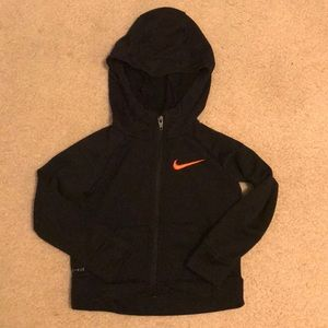 Nike hoddie dri-fit